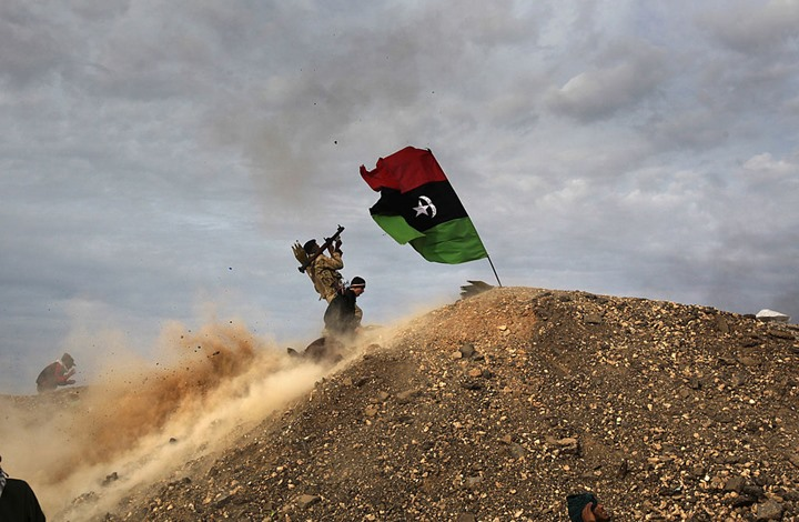 تسلسل زمني لتطورات ساحة ليبيا ومعارك طرابلس (إنفوغراف)