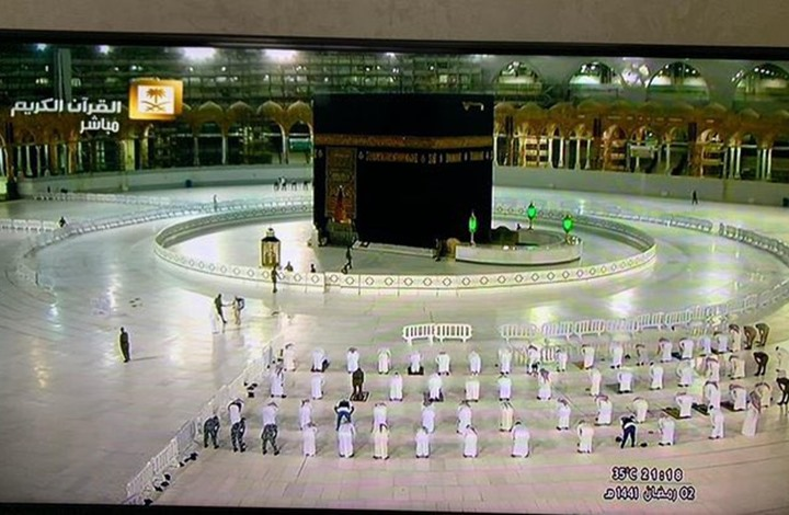 التراويح برمضان.. عودة للمساجد بـ8 دول عربية وغياب في 5