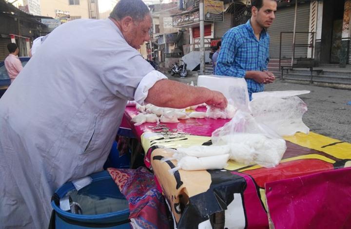 """""""سبوبة رمضان"""" تحارب ركود كورونا وتنعش العمل بمصر (صور)"""