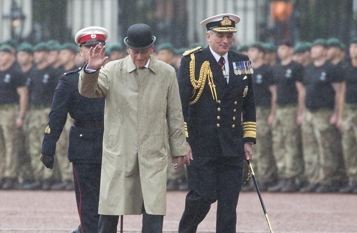 بريطانيا تودع الأمير فيليب.. المدفعية تدوّي بأنحاء البلاد (شاهد)