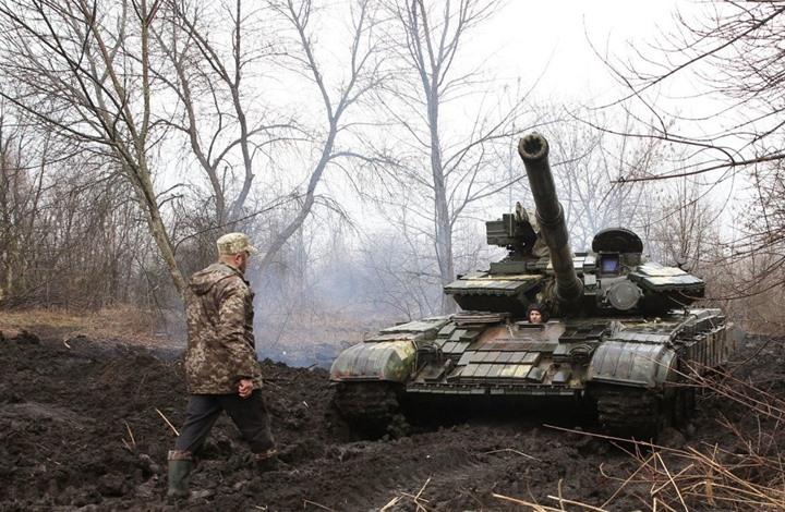 الناتو يدعو روسيا لإنهاء حشدها العسكري على حدود أوكرانيا