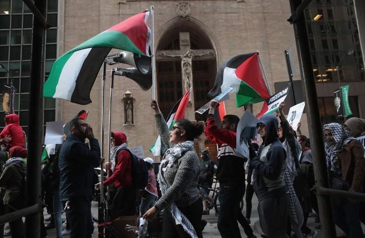 فلسطينيو شيكاغو ينجحون في إسقاط مرشحة مؤيدة للاحتلال
