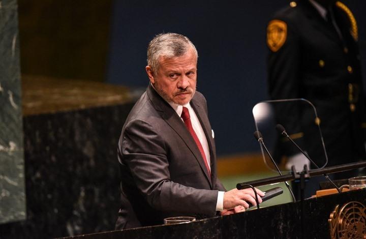 مواقع إسرائيلية: ملك الأردن التقى لابيد سرّا في عمّان
