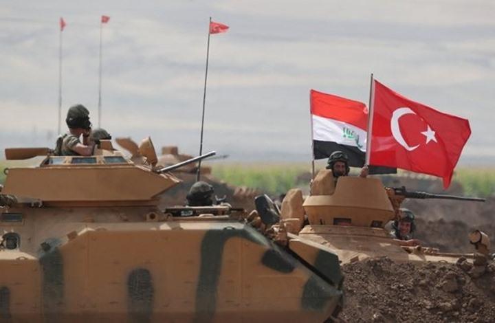 مقتل جندي تركي بهجوم على قاعدة لتركيا شمال العراق