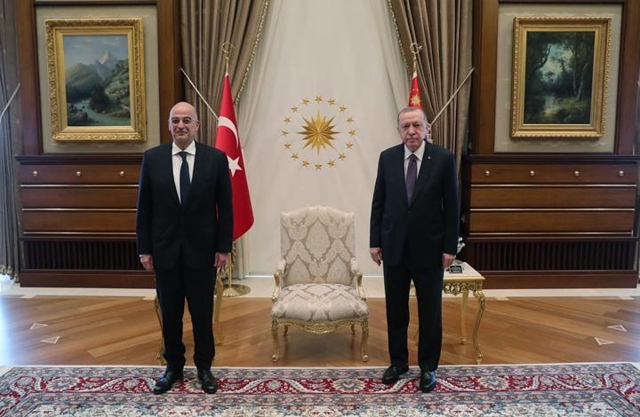 أنقرة تستقبل وزير خارجية اليونان لبحث الخلافات بين البلدين