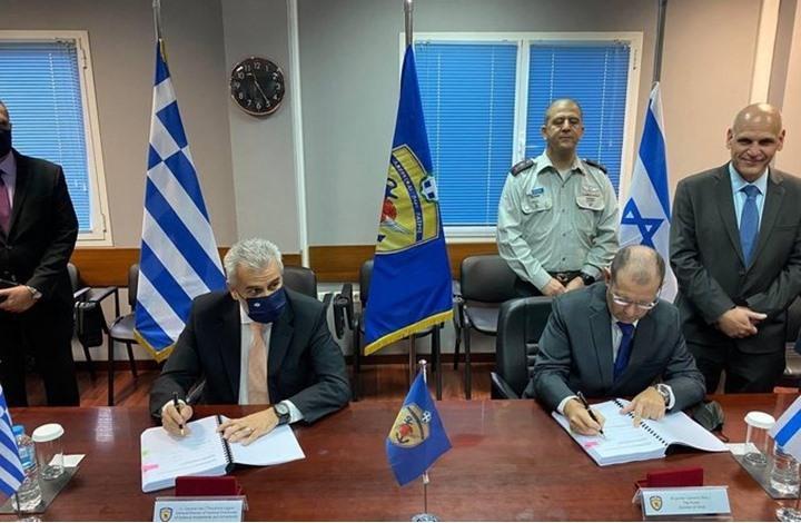 توقيع أكبر صفقة دفاعية بين الاحتلال واليونان