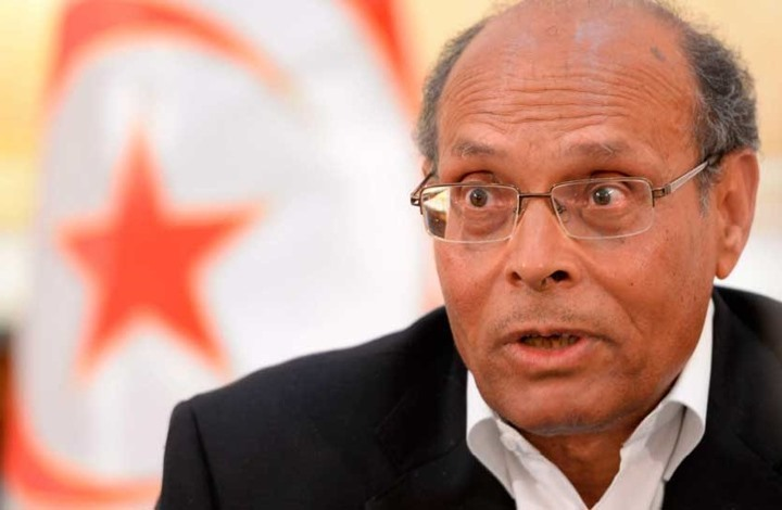 """المرزوقي لـ """"عربي21"""": الدستور قصر الأمن على رئيس الحكومة"""