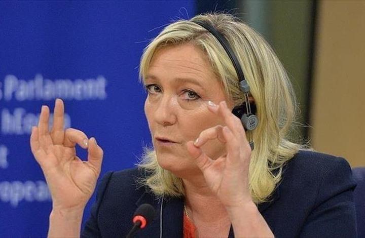 قضاء فرنسا يبرئ مارين لوبان من تهمة نشر صور لتنظيم الدولة