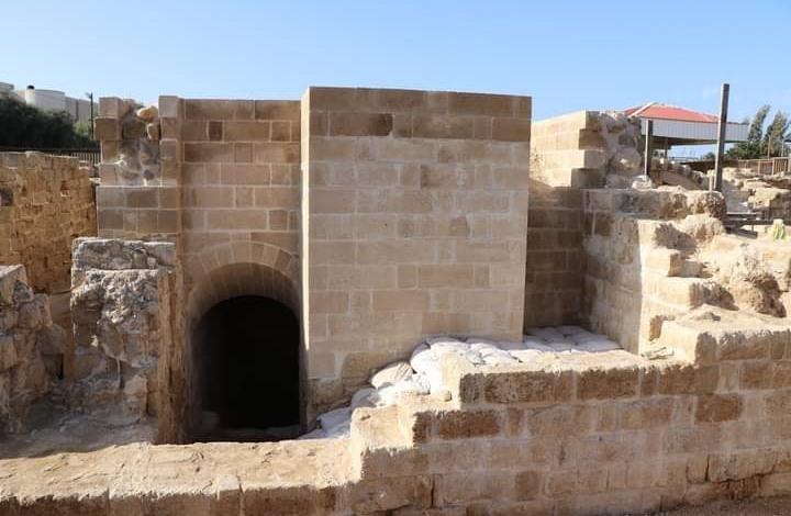 """""""دير القديس هيلاريون"""".. واحد من أهم آثار تاريخ فلسطين في غزة"""