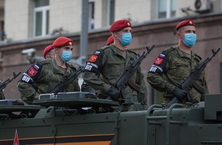 روسيا تشارك في تدريبات عسكرية على حدود أفغانستان