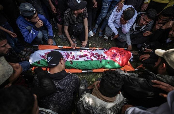 الاحتلال يفرج عن جثمان فلسطينية استشهدت قبل شهر