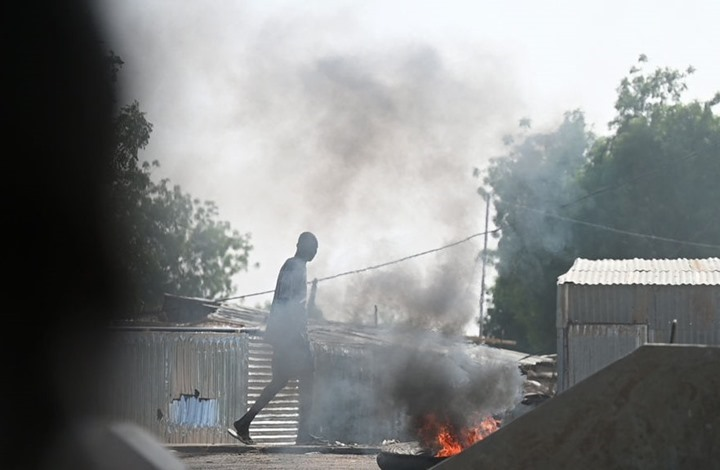 6 قتلى في مظاهرات ضد المجلس العسكري في تشاد
