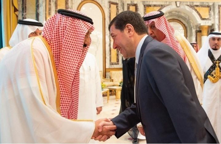 باسم عوض الله يتصدر بحث السعوديين بغوغل بعد أحداث الأردن
