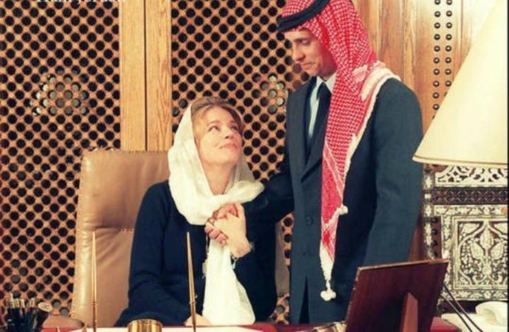 أميرة أردنية تهاجم الملكة نور إثر حادثة الأمير حمزة.. وتتراجع
