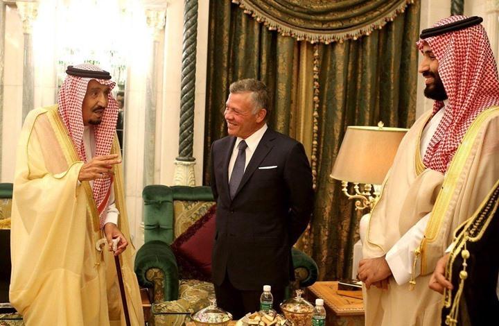 """بيان سعودي ثان بشأن الأردن.. وحشد على """"تويتر"""""""