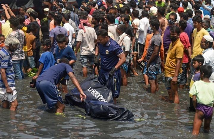 25 قتيلا على الأقل بغرق عبارة في بنغلادش