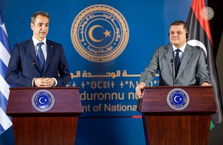دبيبة يلتقي رئيسي وزراء إيطاليا واليونان.. ودعوات لخروج المرتزقة