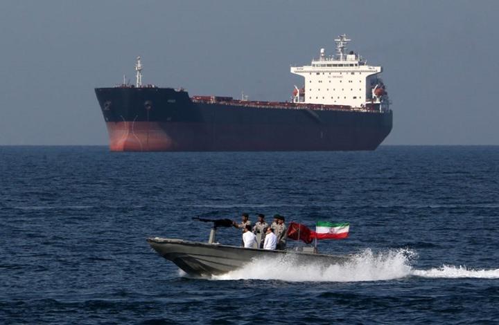 هذه رسالة الهجوم الإسرائيلي على سفينة إيران بالبحر الأحمر