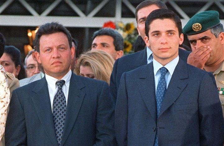 """FT: أزمة الأردن وراءها تنافس و""""عداء"""" بين الملك وحمزة"""