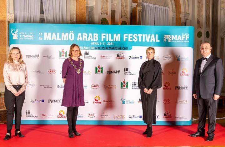 """افتتاح """"مالمو"""" للسينما العربية بفيلم """"الرجل الذي باع ظهره"""""""