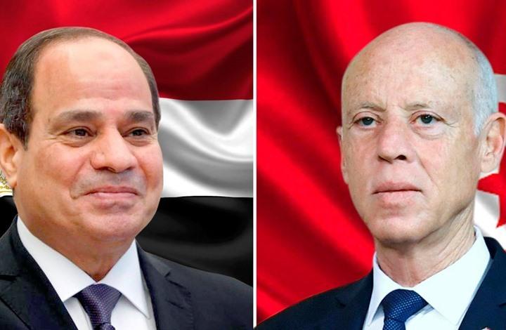 الرئيس التونسي يزور مصر الجمعة بدعوة من السيسي