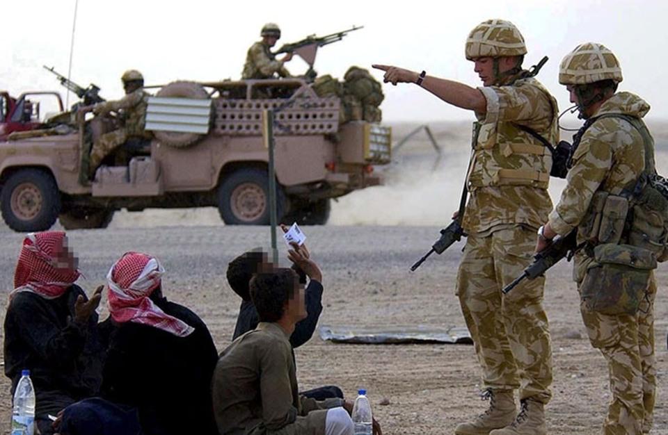 جنود بريطانيون قاتلوا في العراق قد يلاحقون بتهمة القتل