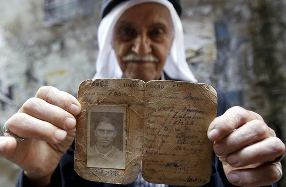 12.1 مليون فلسطيني يحلمون بالعودة في الذكرى الـ 67 للنكبة