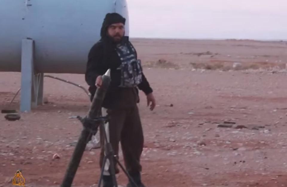 إصدار جديد لتنظيم الدولة عن معركة الرمادي أمس فيديو