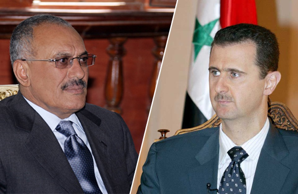بشار الأسد ينسق مع الحوثيين وصالح لمواجهة السعودية
