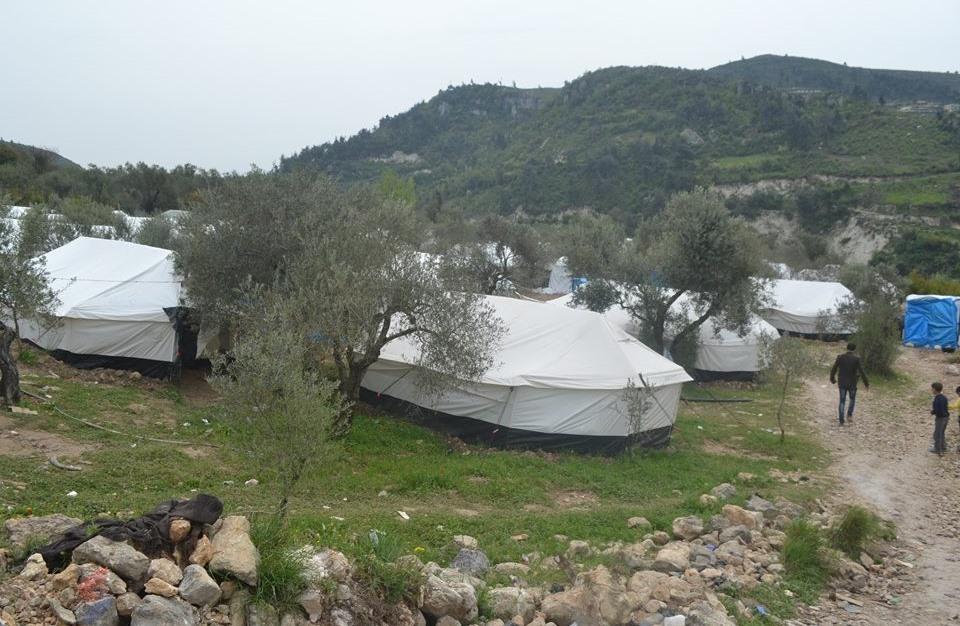"""""""فيديو جرافيك"""" يعرض قضية اللاجئين الفلسطينيين بسوريا (شاهد)"""