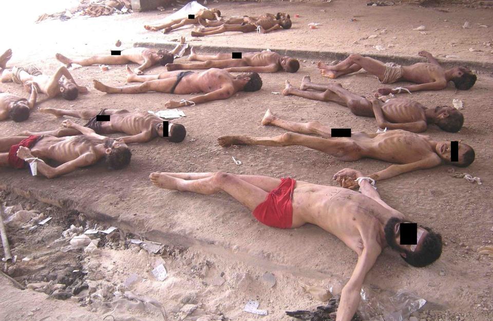 الأمم المتحدة: آلاف المدنيين يتعرضون لعنف جنسي بسجون الأسد