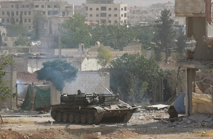 السوريون بدمشق يعيشون في خطر كبير.. تعذيب خارج السجون