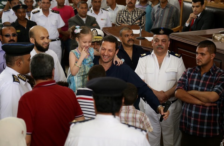 باسم عودة: محبوسون منذ ثلاث سنوات ولا أرى قضية (شاهد)