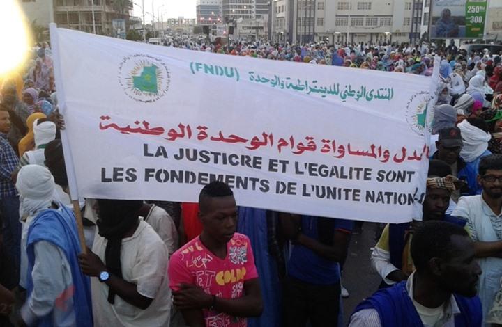 اتهامات لرئيس موريتانيا بالعنصرية وجدل حول تعديل الدستور
