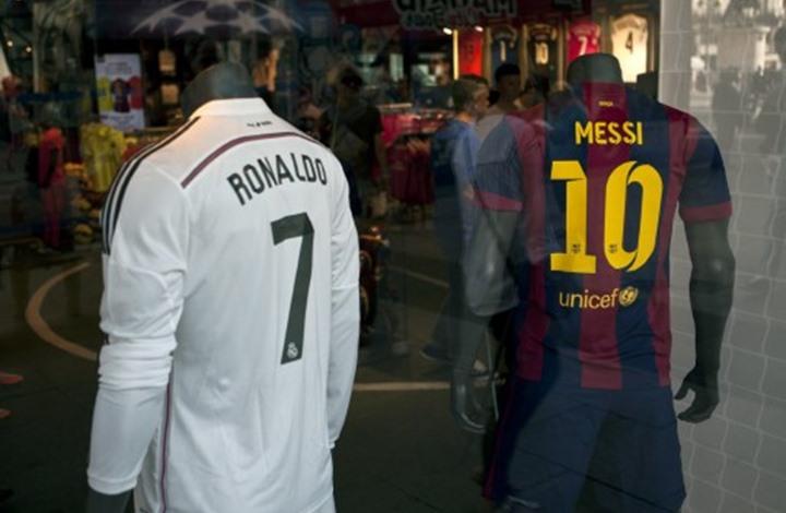 لماذا غاب قميص رونالدو عن القمصان التي يجمعها ميسي؟