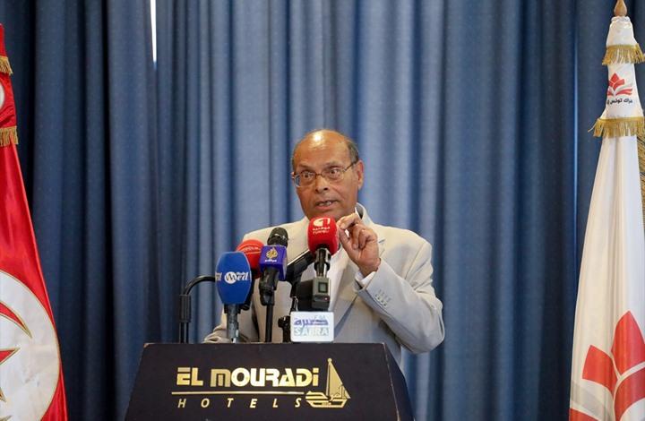 """هكذا هاجم المرزوقي """"إعدامات مصر"""" ونظام """"الاستبداد"""" (شاهد)"""
