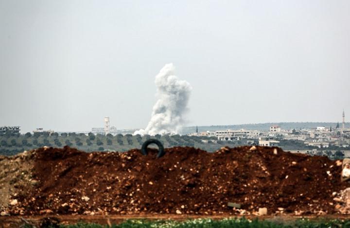 كيف علّقت موسكو على ضربات التحالف لقوات موالية الأسد؟