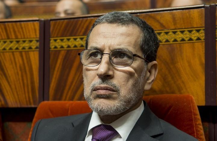 رئيس الحكومة المغربية في صالون حلاقة (شاهد)
