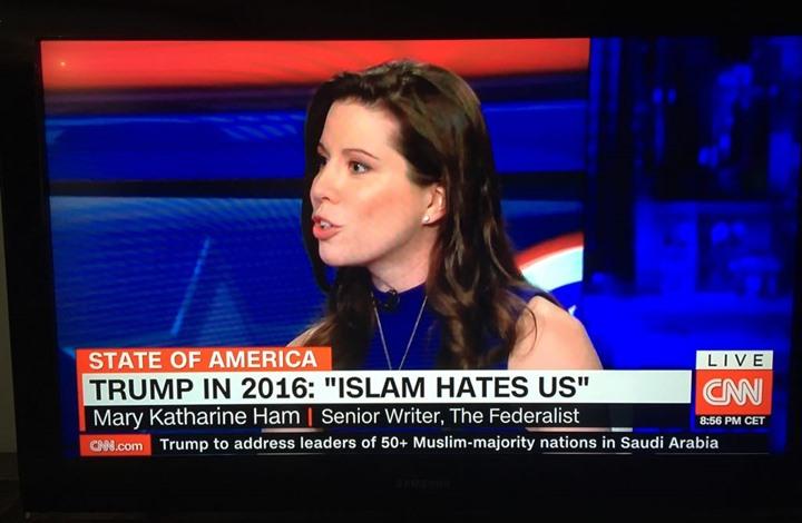 أمريكيون: كيف يُهاجم ترامب الإسلام فتحتفي به الرياض (شاهد)