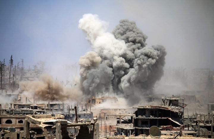 ما دقة الإعلان الروسي عن مقتل 200 مسلح في تدمر السورية؟