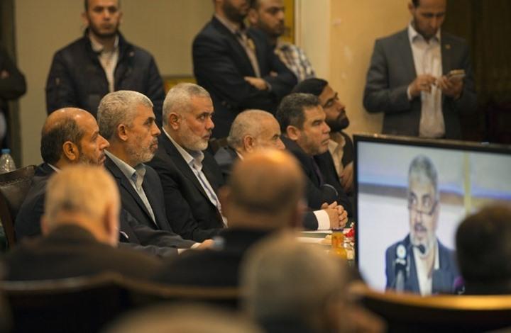 هؤلاء هم أعضاء المكتب السياسي الجديد لحركة حماس