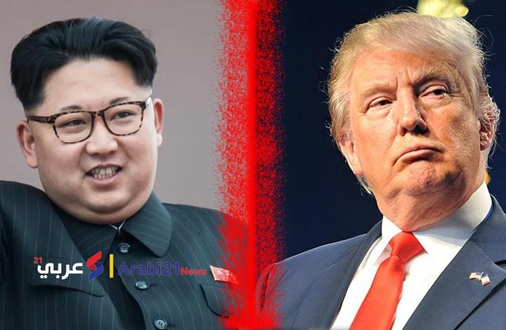"""ترامب: لدي زر نووي """"أكبر وأقوى"""" من زر كيم جونغ أون النووي"""