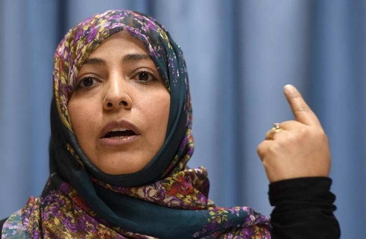 كرمان تسمي الإمارات بغير اسمها في معرض ردها على قرقاش