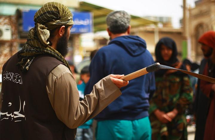 فيلت: هل يعدّ سقوط الرقة نهاية تنظيم الدولة؟