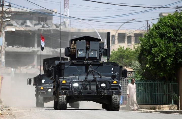 الجيش العراقي يعلن قتل 100 من تنظيم الدولة في عدة مناطق