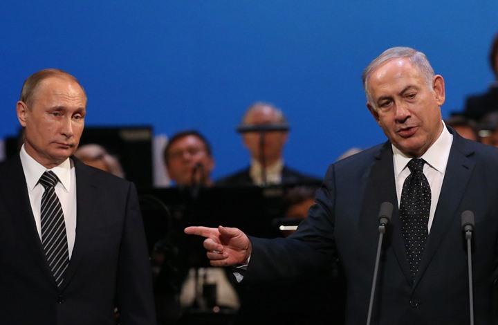 قبل لقائه بوتين بسوتشي.. نتنياهو: إيران خطر على روسيا