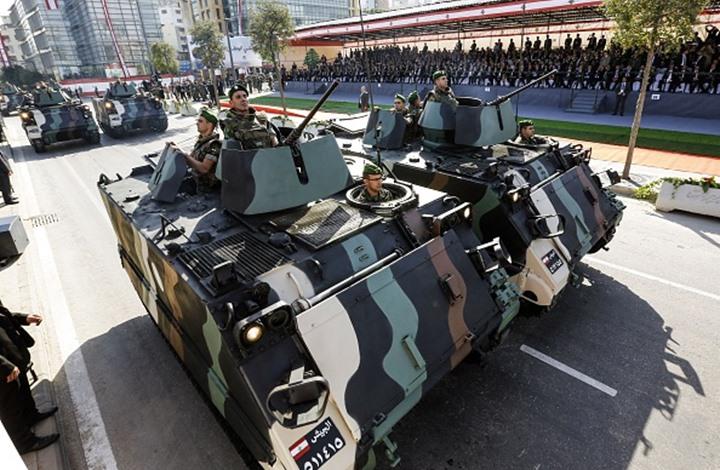الجيش اللبناني يطوّق مبنى قناة لاعتقال صحفي (شاهد)