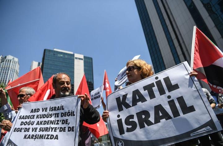 تركيا تطرد سفير إسرائيل بسبب مجزرة غزة.. وتل أبيب ترد
