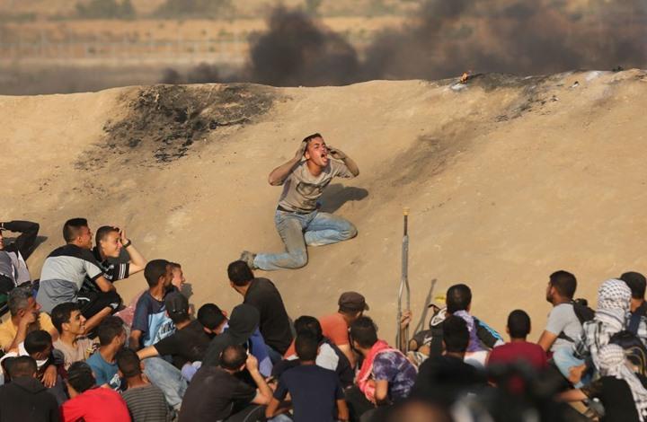 """""""الإخوان"""" تستنكر الصمت العربي تجاه مجزرة غزة"""