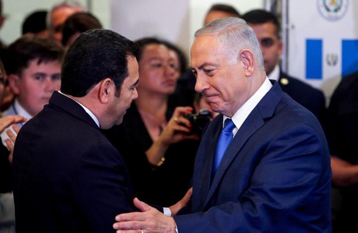 غواتيمالا غاضبة: إسرائيل وعدتنا بإنشاء حي سكني ولم تلتزم